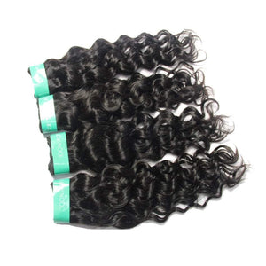 Loks wholesale cuticle aligned  Italian Curly 4 Bundles - Lokshair