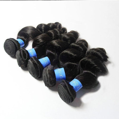 Loks Wholesale Malaysian Loose Wave 3 Bundles - Lokshair