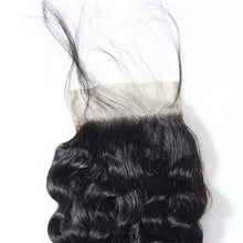 Load image into Gallery viewer, wholesale raw 4x4 lace closure italian curly virgin human hair-Loks - Lokshair