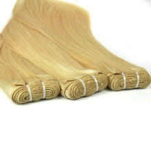 Load image into Gallery viewer, wholesale straight 613 blonde human virgin hair bundle vendors-Loks - Lokshair