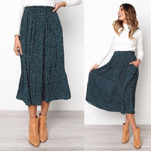 Wander The Country Skirt