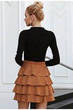 Load image into Gallery viewer, Rustic Ruffles Skirt - Dreaming In Scarlett
