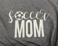 Load image into Gallery viewer, Soccer Mom T-Shirt - Dreaming In Scarlett