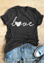 Load image into Gallery viewer, Mouse Love T-Shirt - Dreaming In Scarlett