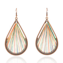Load image into Gallery viewer, Take Me To Funky Town Earrings - Dreaming In Scarlett