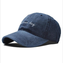 Load image into Gallery viewer, Bad Hair Day Baseball Cap - Dreaming In Scarlett