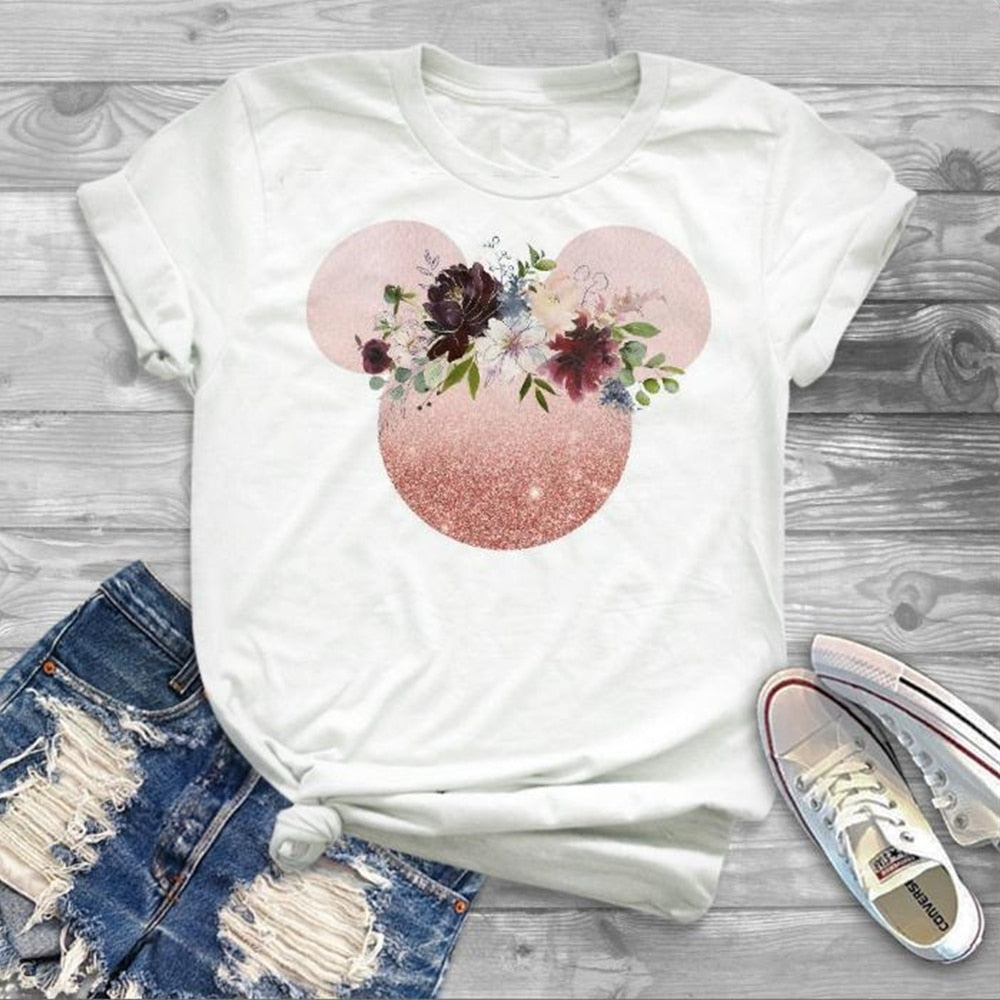 Minnie Mouse Ears T-Shirt