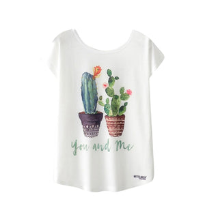We're A Prickly Pair T-Shirt - Dreaming In Scarlett