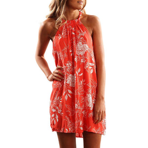 Go Everywhere Dress - Dreaming In Scarlett