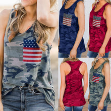 Load image into Gallery viewer, American Dreams Tank Top - Dreaming In Scarlett