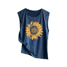 Load image into Gallery viewer, Sunflower Vintage T-Shirt - Dreaming In Scarlett