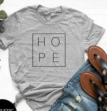 Load image into Gallery viewer, Have Hope T-Shirt - Dreaming In Scarlett