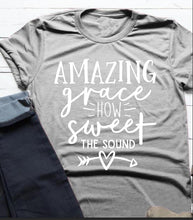 Load image into Gallery viewer, Amazing Grace T-Shirt