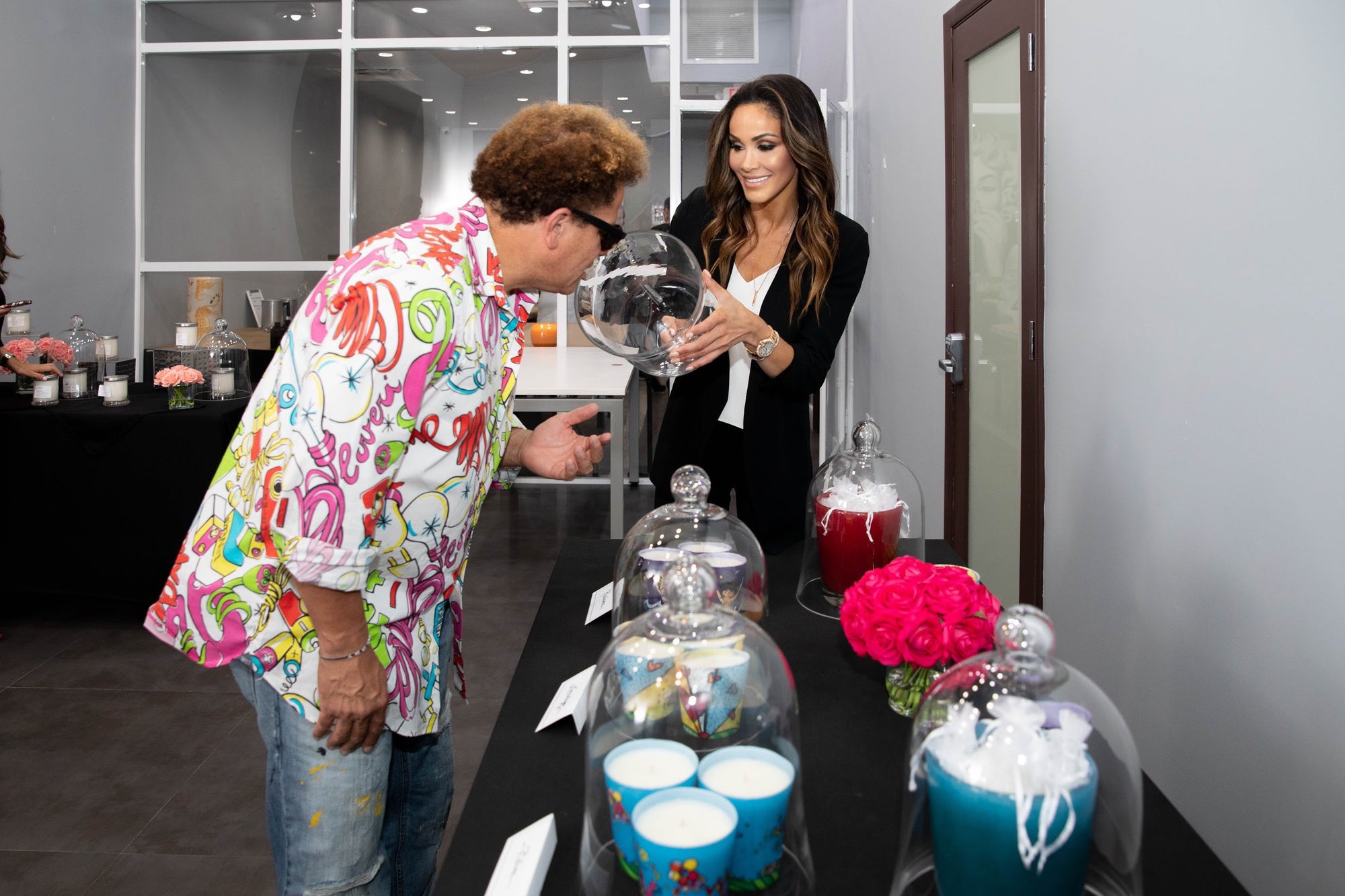 Introducing the Romero Britto® Home Fragrance Collection