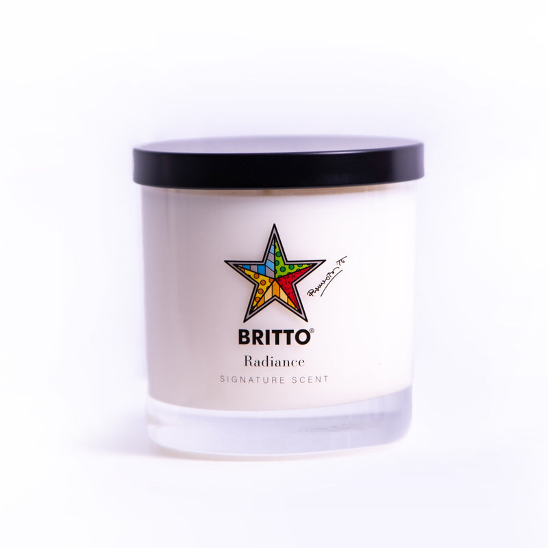 """Radiance"" Romero Britto® Candle"