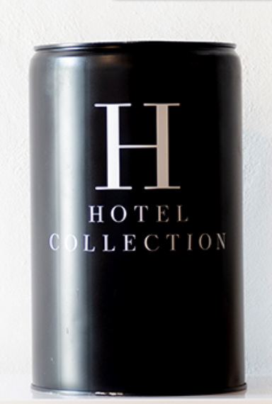 Hotel Collection Luxury Barrel Candle