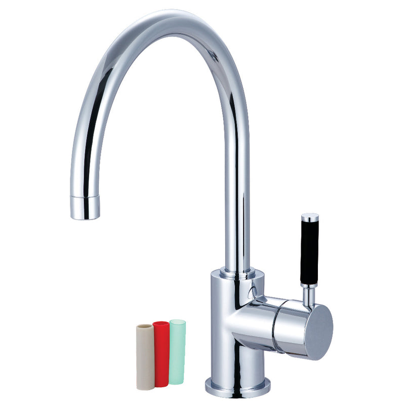 Fauceture FS8231DKL Single-Handle Vessel Sink Faucet, Polished Chrome