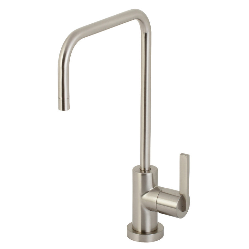 Kingston Brass KS6198CTL Continental Single-Handle Water Filtration Faucet, Brushed Nickel