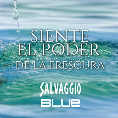 Fragancia para caballero Salvaggio Blue 50 ml
