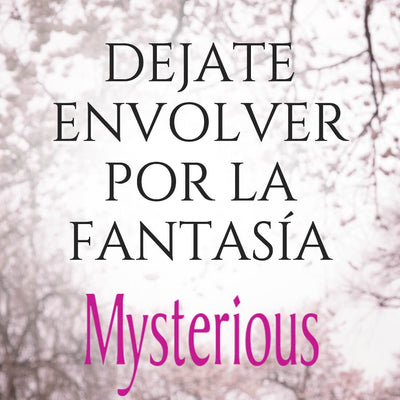 Fragancia para dama Mysterious 50 ml