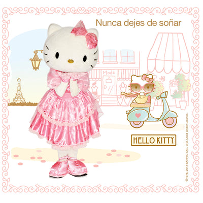 Fragancia para dama Hello Kitty 60ml