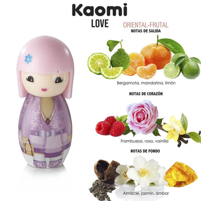Fragancia para dama Kaomi Love 50 ml