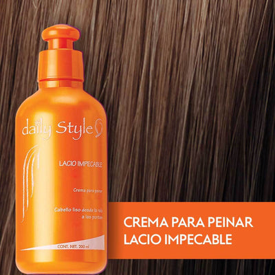 Crema para peinar lacio impecable 200ml