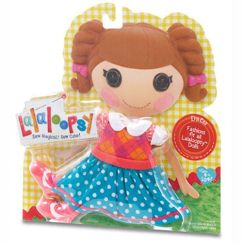 Lalaloopsy Fashion Pack outfit - Dress and Shoes – Fashion ...
