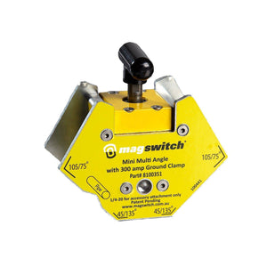 Magswitch Mini Multi Angle med 300 Amp - 8100351 - Mag-Tools Europe