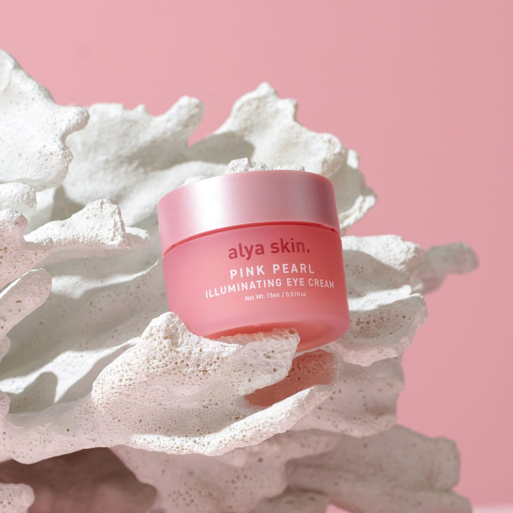 Pink Pearl Illuminating Eye Cream