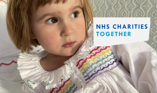 Donation to NHS Charities Together for sales of the Nightingale Rainbow Night Dress