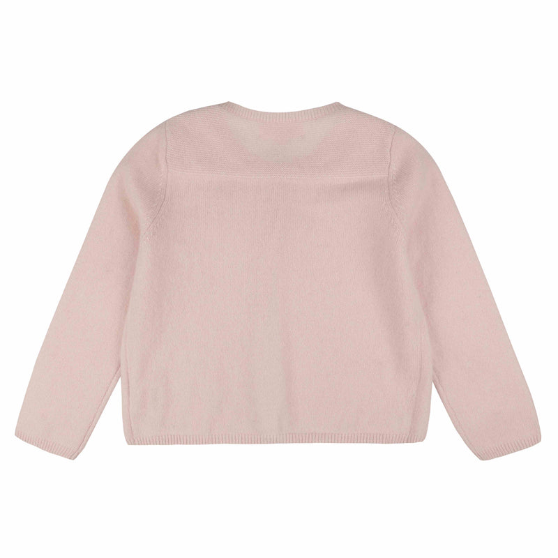 Cleopatra Cashmere Cardigan Sweet Pea