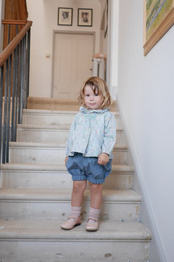 Boudica Bloomers Denim at Dusk