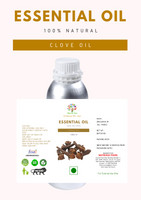 Clove Oil - 1 Liter - Nutrixia Food