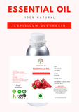 CAPSICUM OLEO RESIN Oil - 1 Liter - Nutrixia Food