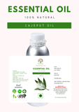 Cajeput Oil - 1 Liter - Nutrixia Food