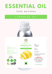 Lemonene Oil - 1 Liter - Nutrixia Food
