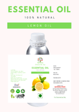 Lemon Oil - 1 Liter - Nutrixia Food