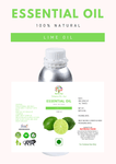 Lime Oil - 1 Liter - Nutrixia Food