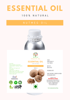 NUTMEG OIL - Nutrixia Food