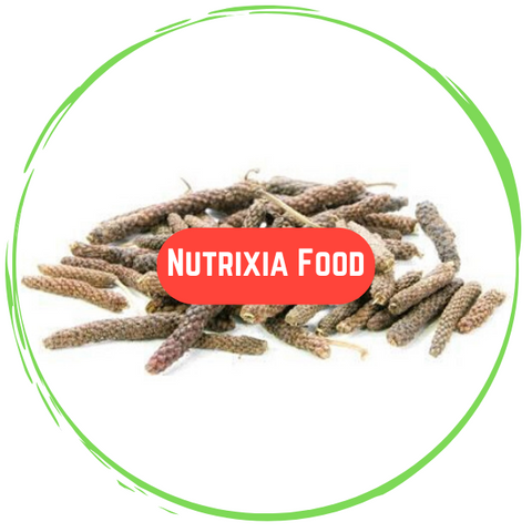 Chavya (Chavak)  Pipal Badi -  चाव्या - Pippali Piper - Longum Long Pepper - Nutrixia Food