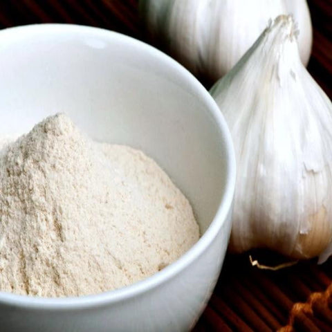 Garlic Powder -  लहसुन चूर्ण - Lahsun Churn - Nutrixia Food