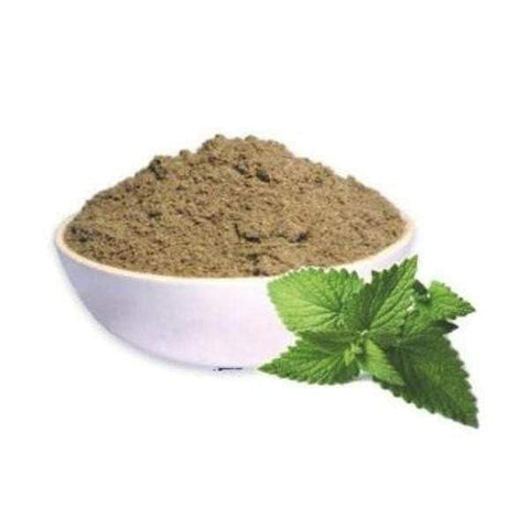 Mint Powder /  पुदीना पाउडर / Pudina Powder - Nutrixia Food