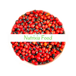 Red Gunja /  लाल गुंजा / Red Chirmi / Gunja Beads / Abrus precatorius / Chirmi Beads - Nutrixia Food