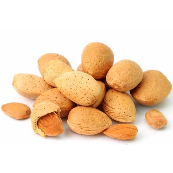Almonds WithShell / Badam / बादाम के साथ - Nutrixia Food