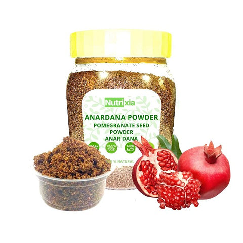 Anardana Churna /  अनारदाना चूर्ण Anardana Powder Pomegranate Seed Powder Dry Anardana Churna Anar Dana