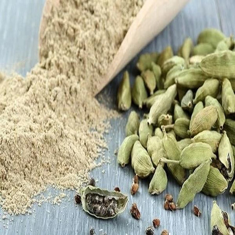 Cardamom Powder /  इलायची पाउडर / Elaichi Powder - Nutrixia Food