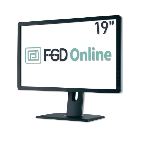 "19"" Refurbished TFT HD Monitor Top Brand Grade A"