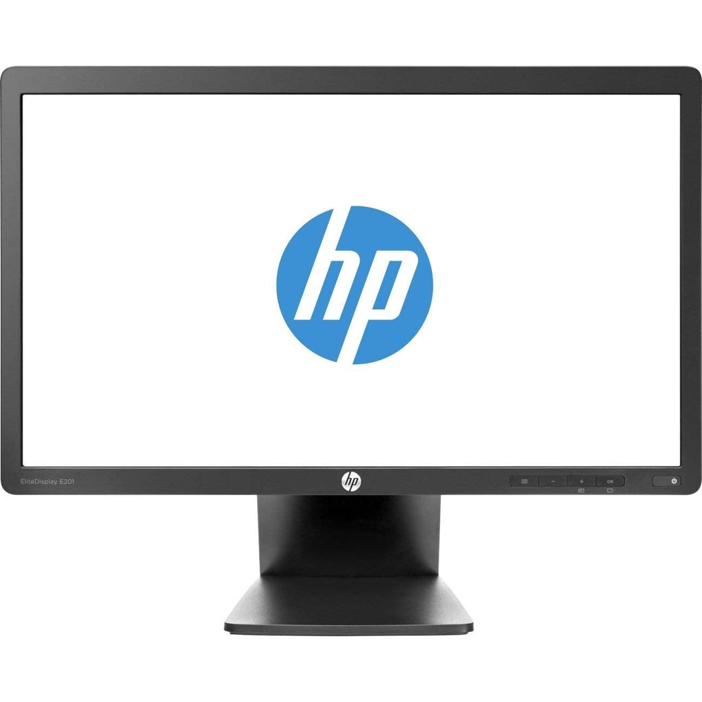 "HP EliteDisplay E201 20"" 1600 x 900 60Hz Monitor Grade A"