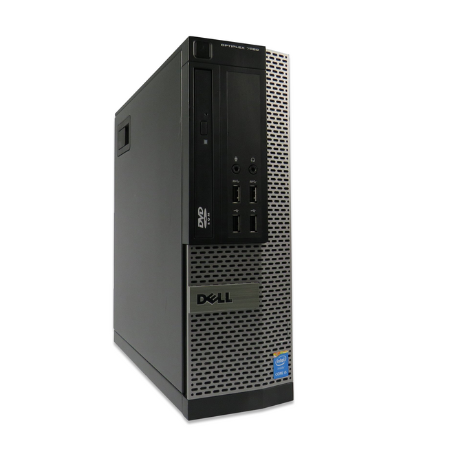Dell Optiplex 7020 SFF i5 4th Gen. 8GB RAM 128GB SSD Win 10